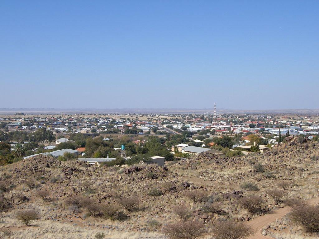 11 4. WATER SERVICES IN NAMIBIA 4.1. General information and legislation Namibia is the most arid country south of the Sahara, stretching over a total area of 825 418 km 2.