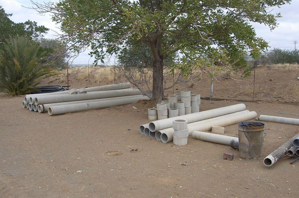 5. Analysis on Keetmanshoop 36 pipes followed in the next year.