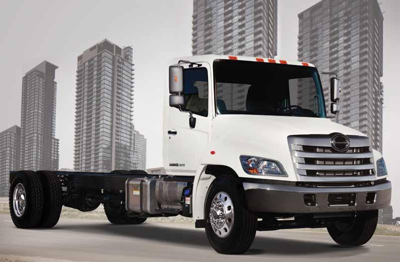 Hino Trucks Assembled in Canada - PDF