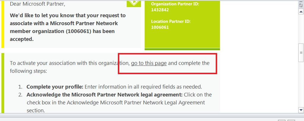 Learning Microsoft Partner Portal Tls In Collaboration With Global