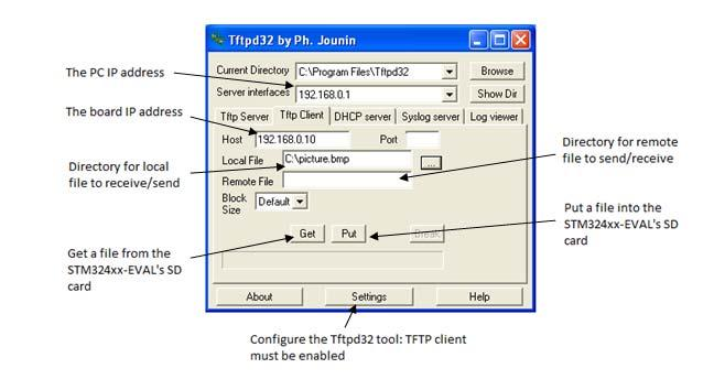 Developing applications on STM32Cube with LwIP TCP/IP stack