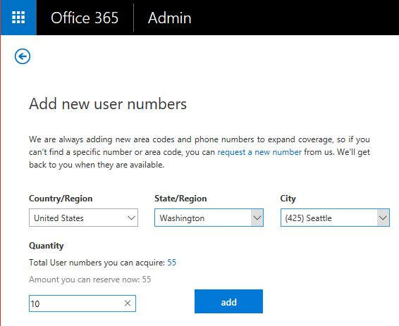 Igning A Pstn Calling Germany Phone Number After Microsoft Provided You With The Auto Configured Tenant
