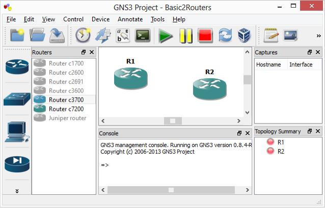 GNS3 Network Simulation Guide - PDF