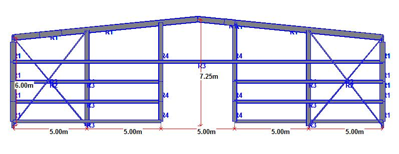 Comparative Study of Analysis and Design of Pre-Engineered Buildings