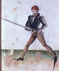 German Longsword 1  Name: Scholars of Alcalá  4 th Revision