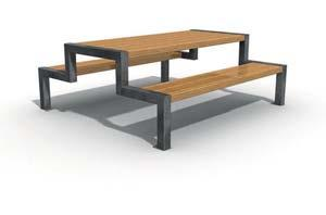 Surprising Design Innovation Since 1946 Picnic Benches Tables Pdf Machost Co Dining Chair Design Ideas Machostcouk