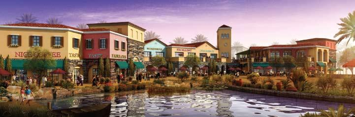 6f125ba82 Changsha Globe Outlets is set to open in spring 2011 in Hunan Province,  which has