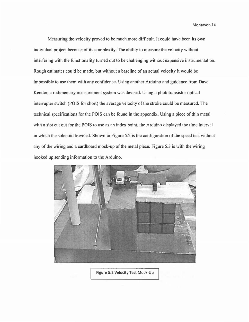 Automated Impact Device Pdf How To Set Up A Photo Interrupter Or Slotted Optical Switch On The Montavon 14 Measuring Velocity Proved Be Much More Difficult It Could Have Been