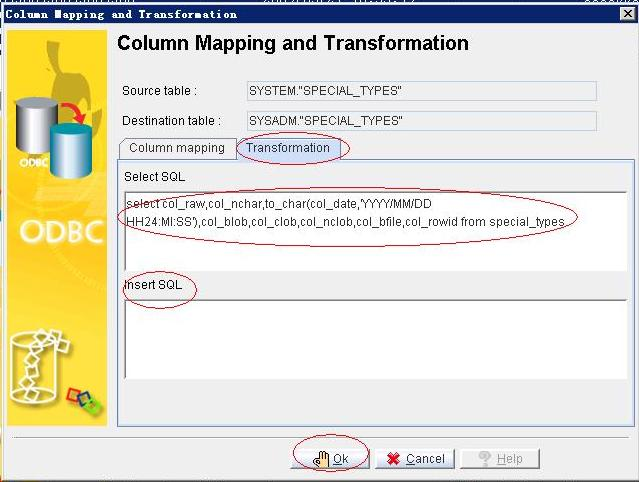 DBMaster  Reference Guide for Oracle 11g Migration to