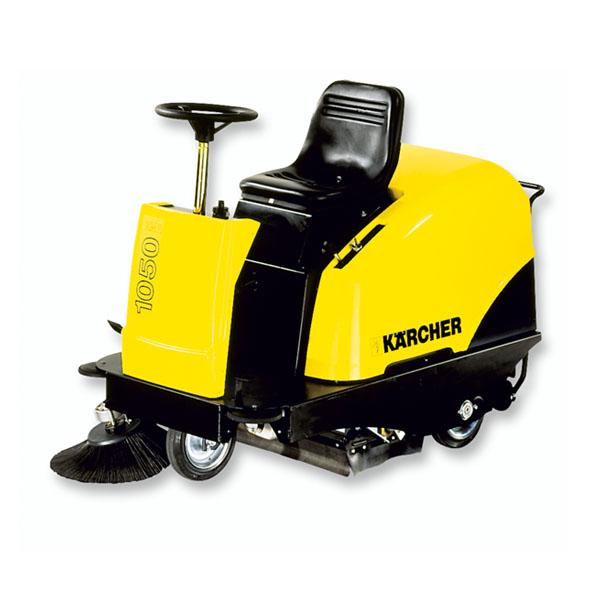 Karcher Trac Kmr Ride On Floor Sweeper