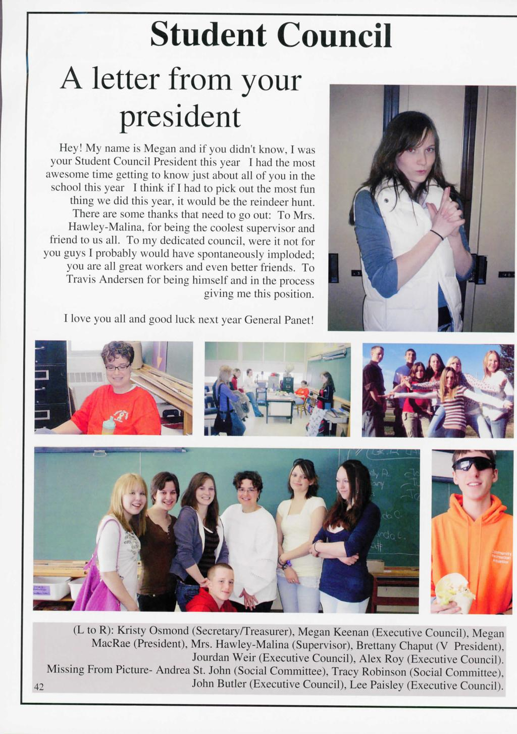 Published in Canada Printed in the USA  General Panet High