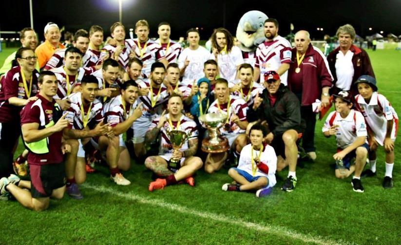Central Division Annual Report  A Division of Queensland Rugby