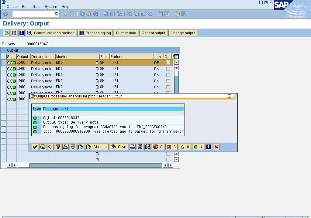 Creating Extension IDOC for Outbound Delivery - PDF