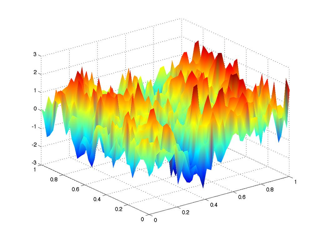 Gaussian process priors Examples of stationary Gaussian