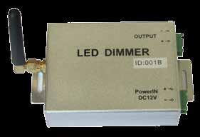 Controller Dimmable controller 12V IP2 IK8 Product
