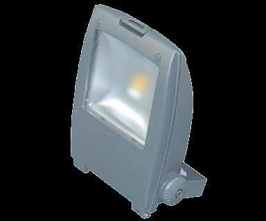LuciFlood 1W 9 o LuciFlood IP65 IK8 Ideal for lighting displays Operating temperature: -2 C to +45 C Unlimited