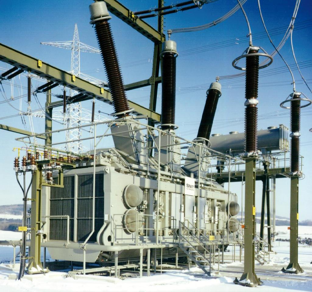 Customers Customers SMIT is an international business which manufactures power transformers for major energy companies and industries in Europe, North America, Africa and the Middle East.