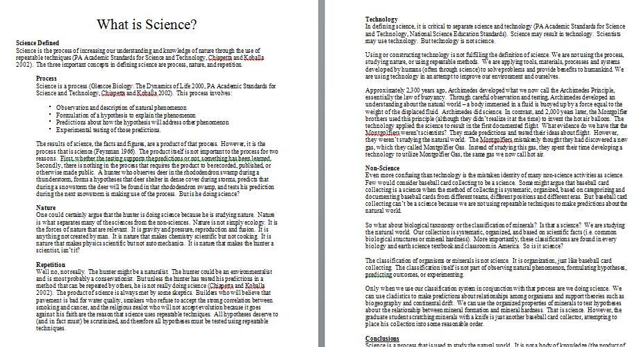 Welcome To Earth Space Science Contents PDF