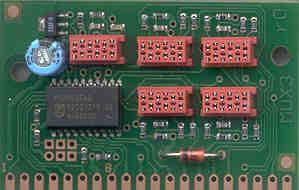 PCB ZX80 issue2 untested +ICs