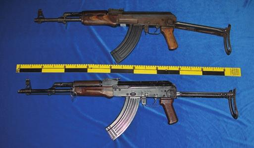 Intelligence and Historical Background on the AK-47 and AK