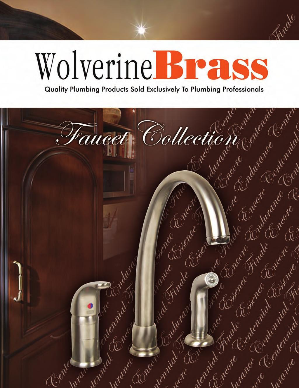 The Heart of Wolverine Brass Faucets Ceramic Disc Cartridges ...