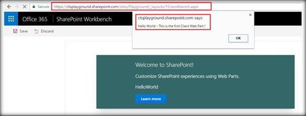 SPFx Getting Started with SharePoint Framework Development using