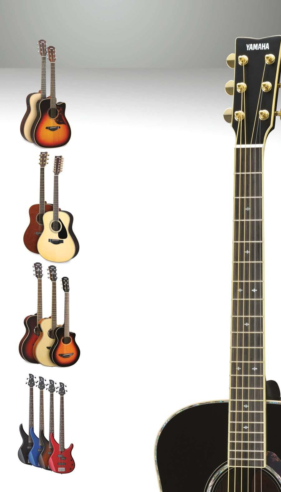 A-Series A-Series guitars are built to perform.
