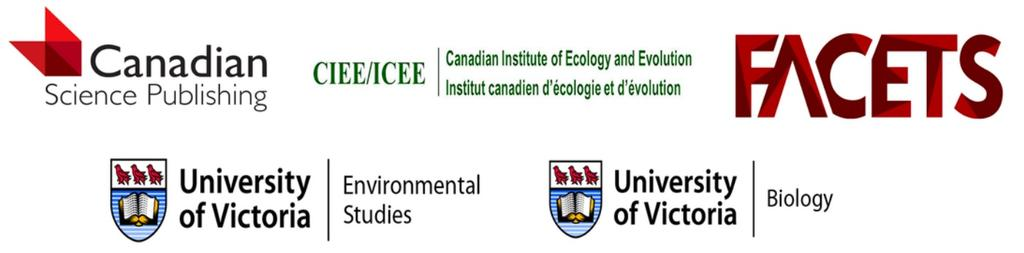 Canadian Society for Ecology and Evolution Meeting PDF
