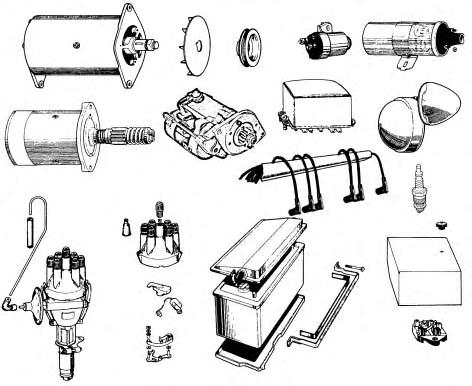 the definitive mk ii parts catalogue pdf High-Powered Corvair Engines general electrics