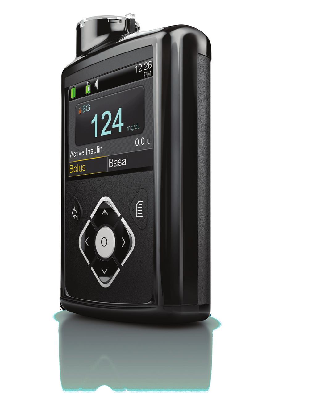 USING THE MINIMED 630G INSULIN PUMP  For Experienced Pump