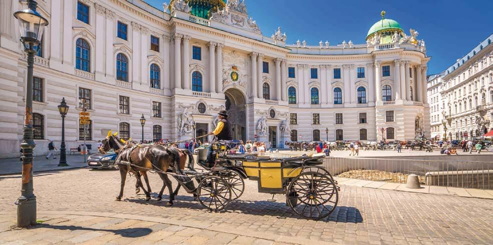 18 th International Congress of ESCAP VIENNA 2019 DEVELOPMENTAL PSYCHIATRY IN A GLOBALIZED WORLD 30 June 2 July 2019 Hofburg Vienna, Austria congress president Andreas Karwautz the escap 2019 program