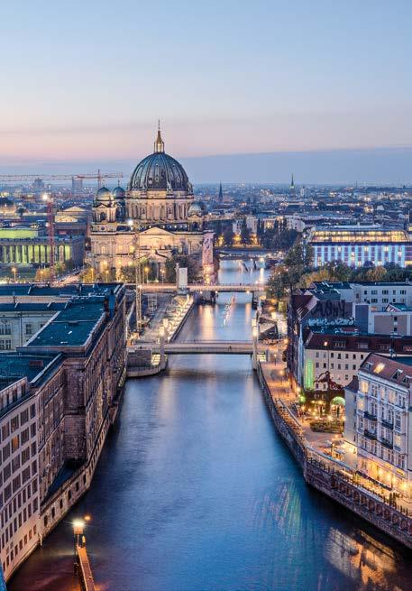 WPA meets DGPPN Welcome to Berlin, Welcome to the World Congress 2017 Top international gathering in psychiatry and psychotherapy Over the coming days, the World Congress 2017 will offer an