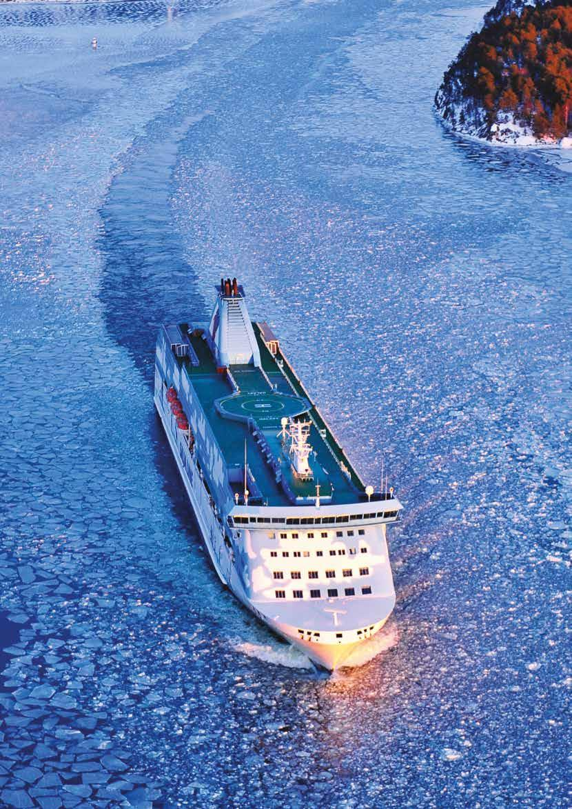 THE NORDIC CRUISE EXPERIENCE ON THE BALTIC SEA HELSINKI STOCKHOLM ...