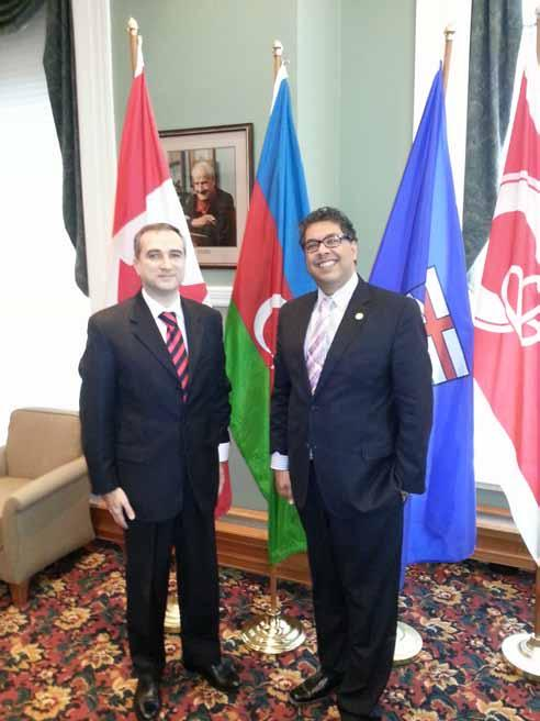 Ambassador of Azerbaijan Visits Alberta Celebration of Novruz in Azerbaijan This Azerbaijani tradition is one of the most interesting. Novruz is a feast of spring, coming of New Year.