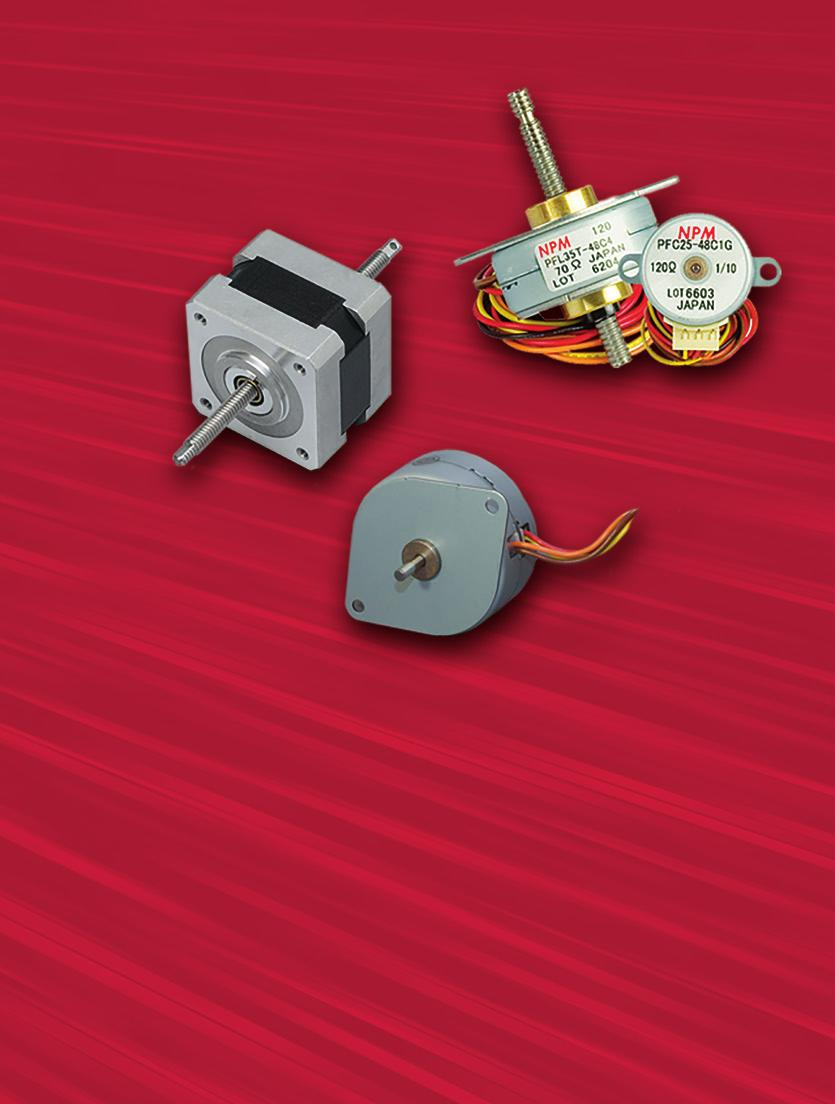 Tin Can Steppers Stepper Motors Nippon Pulse Your Partner In Central Locking Wiring Diagram Transcription