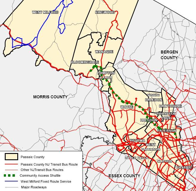 A Concept for a Personal Rapid Transit System in the State of New
