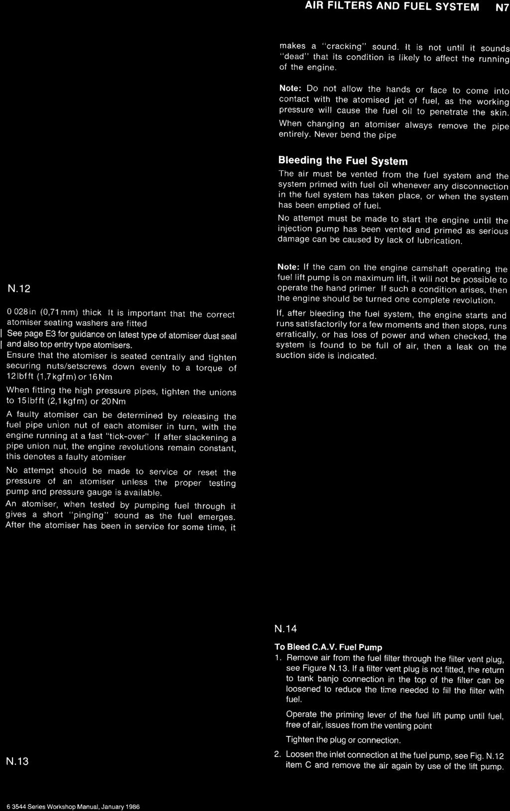 workshop manual for diesel engines t6 3544 and perkins engines