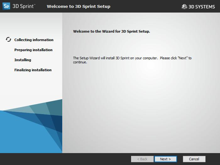 3D Sprint  From File to Print  Installation Guide  3D Sprint