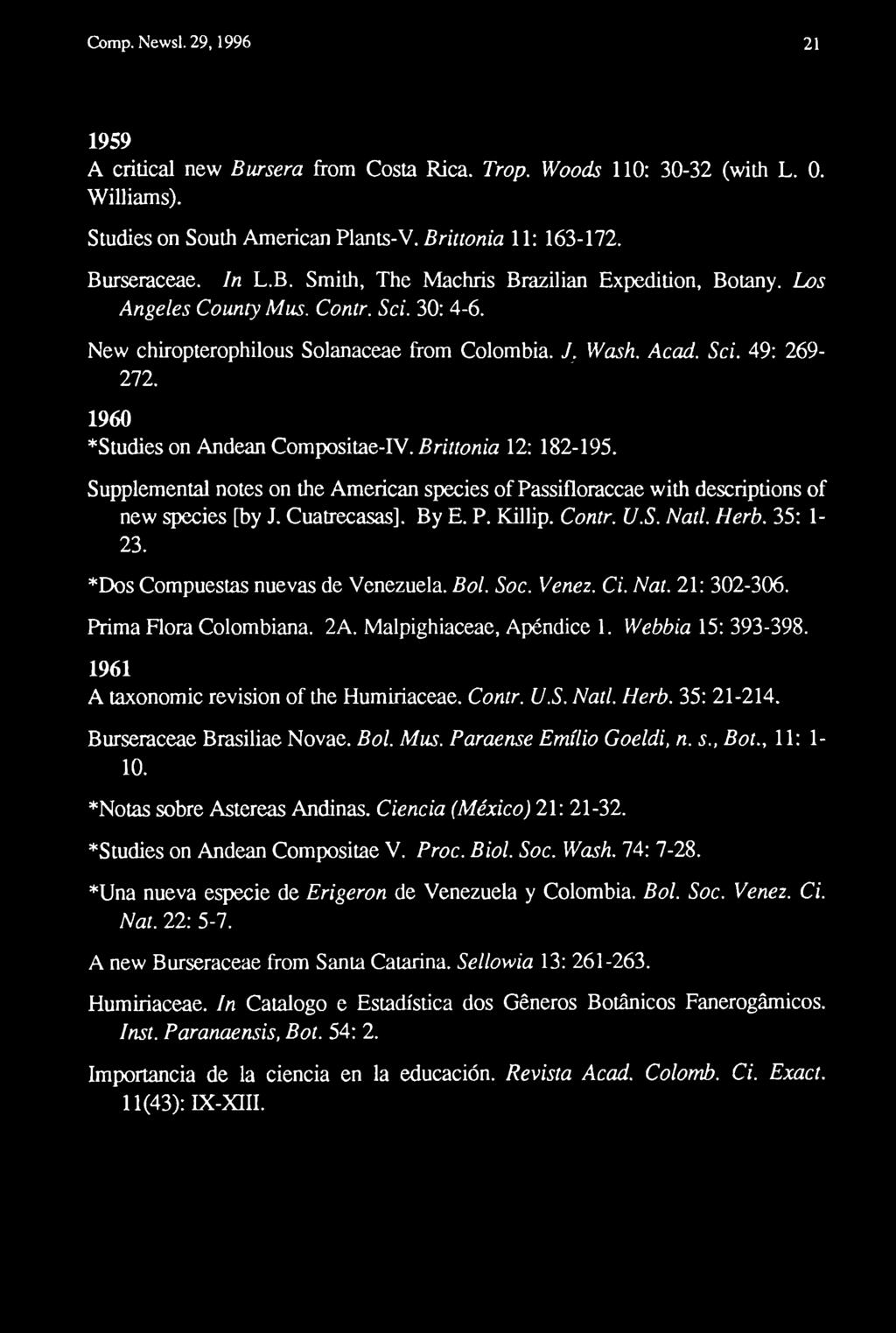 Cc Hip Slliraie Newsilettieic Pdf Expedition E 6401 M Steel Black White Supplemental Notes On The American Species Of Passifloraccae With Descriptions New By J