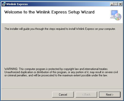 AN INTRODUCTION TO WINLINK EXPRESS  - PDF
