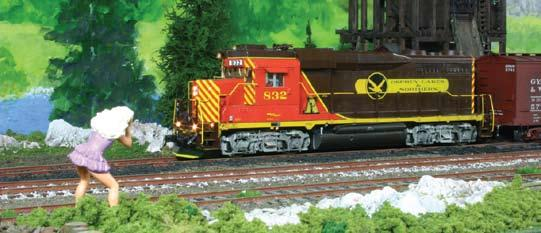Scale o trains celebrating the art of 148 modeling marchapril he has a fighter on his line osprey lakes lumber co fandeluxe Gallery