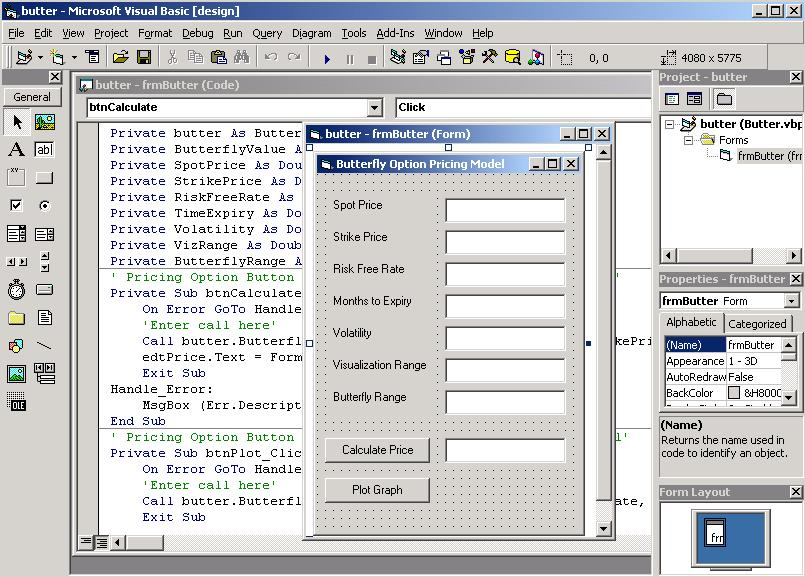 Advanced Financial Analysis and modelling using MATLAB