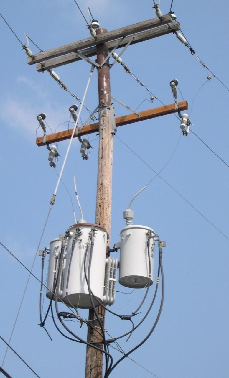 Tab 1: Primary & Secondary Systems Distribution Transformer ...