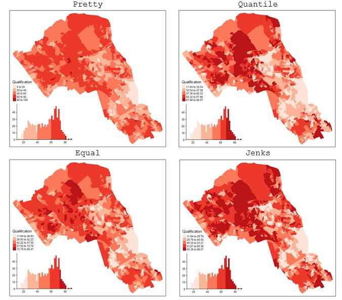 An Introduction to Spatial Data Analysis and Visualisation