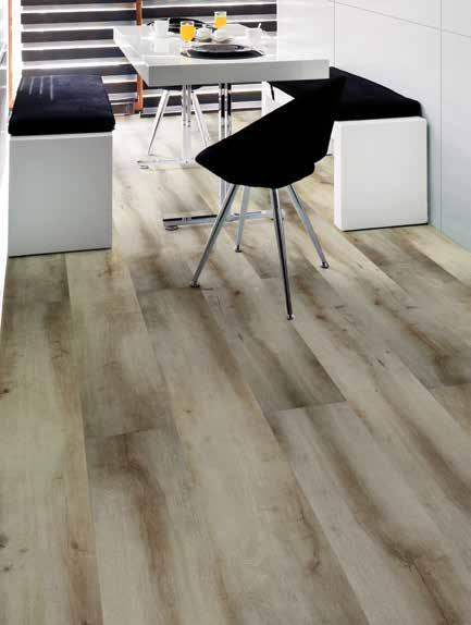 Genero Titan Design Featured Blonde Gum With Extra Long Planks And Wide Board Widths