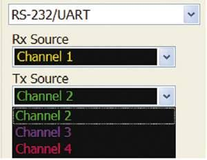 Keysight Technologies RS232/UART Protocol Triggering and Decode for