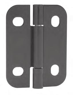 DC-50-P8 Die cast hinge with mounting