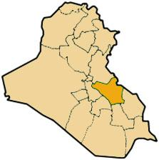 50 Iraq Investment Map 2016 Province of Wasit Historical Background It is situated in the middle of Iraq. Building the city started in 78 A. H. and it was finished in 86 A.H. to be the new administrative headquarter of the country.