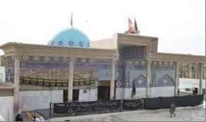 Imam Taj Al Dein Shrine : The shrine is located in Taj Al Dein District ( to the north of Wasit province) around 100 km far from the center of the city and it is