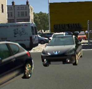 Augmented Reality Meets Deep Learning for Car Instance